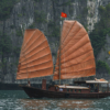"""Jonque"" Halong Bay, Vietnam - Laetitia Botrel 